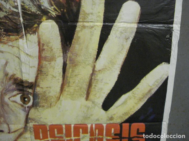 Cine: AAP51D PSICOSIS psycho ALFRED HITCHCOCK PERKINS MAC POSTER ORIGINAL 70X100 ESPAÑOL R-71 - Foto 8 - 223959527