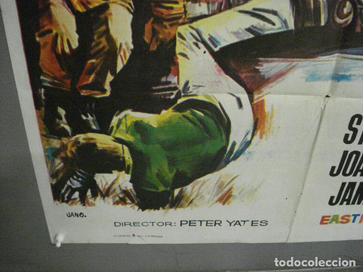Cine: CDO 6834 EL GRAN ROBO STANLEY BAKER PETER YATES POSTER ORIGiNAL 70X100 ESTRENO - Foto 5 - 223963415