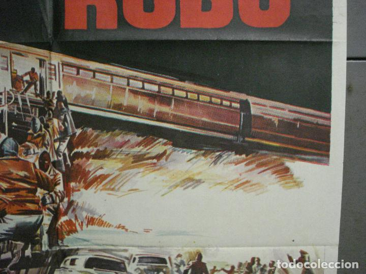 Cine: CDO 6834 EL GRAN ROBO STANLEY BAKER PETER YATES POSTER ORIGiNAL 70X100 ESTRENO - Foto 7 - 223963415
