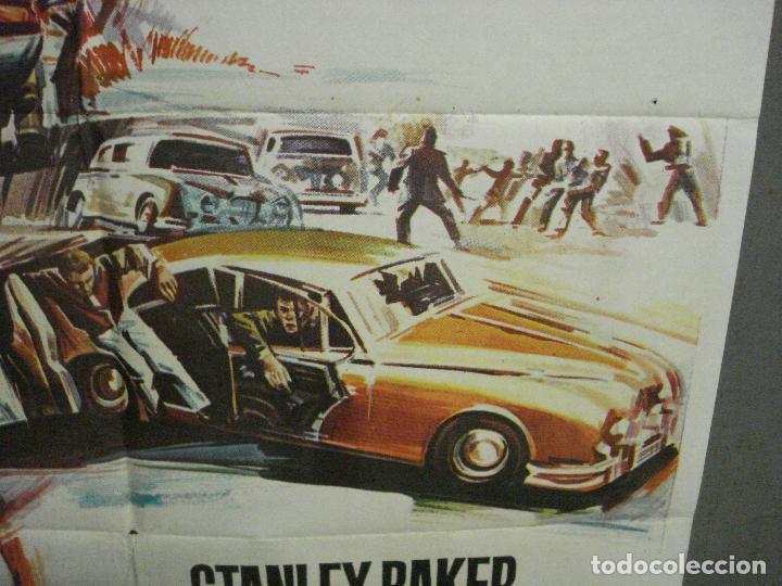 Cine: CDO 6834 EL GRAN ROBO STANLEY BAKER PETER YATES POSTER ORIGiNAL 70X100 ESTRENO - Foto 8 - 223963415
