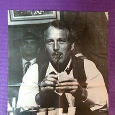 Cinema: LANARQUE · EL GOLPE · THE STING · PAUL NEWMAN CINE-POSTER 19 Nº148 AVANT-SCENE CINEMA JUIN 1974. Lote 223972213