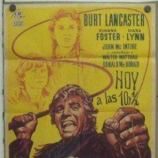 Cine: OO48D EL HOMBRE DE KENTUCKY BURT LANCASTER POSTER ORIGINAL 70X100 ESTRENO LITOGRAFIA. Lote 224007910
