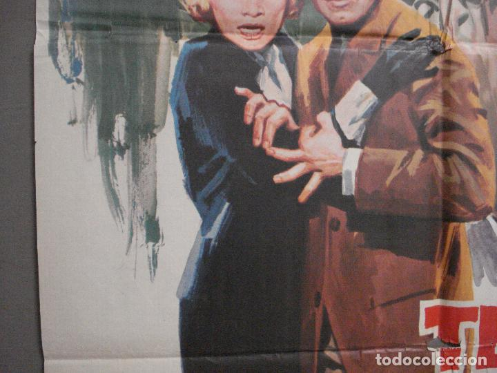 Cine: CDO 6860 TESTIGO DE CARGO MARLENE DIETRICH AGATHA CHRISTIE JANO POSTER ORIG 70X100 ESPAÑOL R-69 - Foto 3 - 224072452