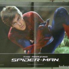 Cine: 2US64D SPIDERMAN THE AMAZING SPIDER-MAN ANDREW GARFIELD SET DE 6 POSTERS ORIGINALES ITALIANOS 47X68. Lote 224934958