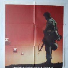 Cinema: ANTIGUO CARTEL CINE LA COLINA DE LA HAMBURGUESA R143. Lote 225075152
