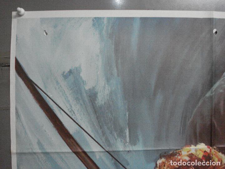 Cine: CDO 7071 EL HALCON Y LA FLECHA BURT LANCASTER JACQUES TOURNEUR POSTER ORIGINAL 70X100 ESPAÑOL R-73 - Foto 2 - 225309810