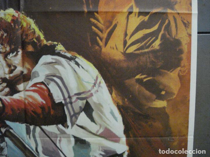 Cine: CDO 7071 EL HALCON Y LA FLECHA BURT LANCASTER JACQUES TOURNEUR POSTER ORIGINAL 70X100 ESPAÑOL R-73 - Foto 7 - 225309810
