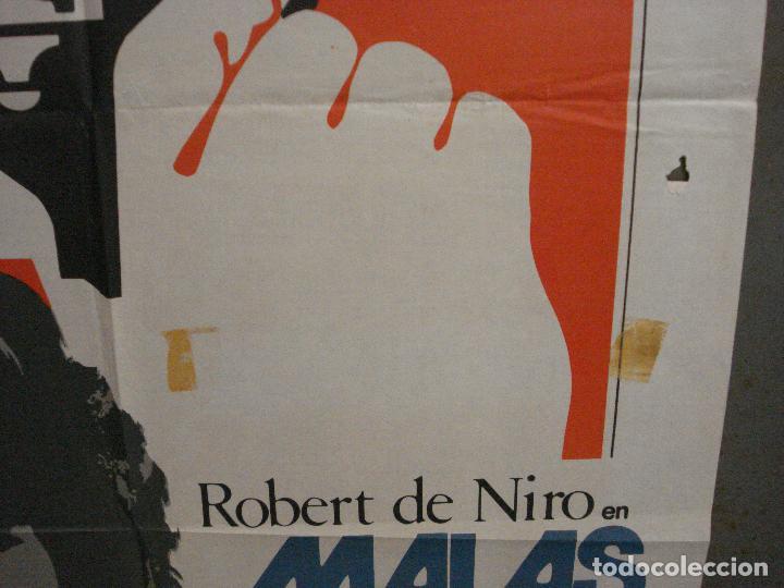 Cine: CDO 7103 MALAS CALLES MEAN STREETS SCORSESE DE NIRO POSTER ORIGINAL 70X100 ESTRENO - Foto 8 - 225503320