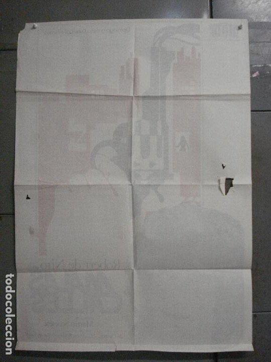 Cine: CDO 7103 MALAS CALLES MEAN STREETS SCORSESE DE NIRO POSTER ORIGINAL 70X100 ESTRENO - Foto 10 - 225503320