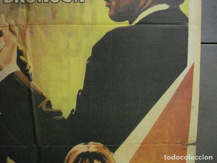 Cine: CDO 7157 ADIOS AMIGO ALAIN DELON CHARLES BRONSON POSTER ORIGINAL 70X100 ESTRENO - Foto 7 - 226289430