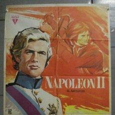 Cine: CDO 7243 NAPOLEON II EL AGUILUCHO BERNARD VERLEY POSTER ORIGINAL 70X100 ESTRENO. Lote 226803325
