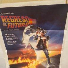 Cine: CARTEL. REGRESÓ AL FUTURO ( MICHAEL J FOX). Lote 227193825