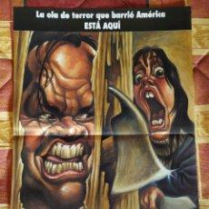 Cine: POSTER CARICATURA EL RESPLANDOR (STANLEY KUBRICK, JACK NICHOLSON). Lote 228094235