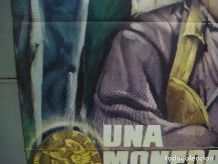 Cine: CDO 7568 UNA MONEDA CON AUREOLA BORIS SAGAL CARRERAS DE CABALLOS BARBARA LUNA POSTER ORIG 70x100 - Foto 4 - 228926100