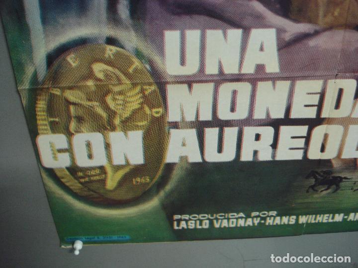Cine: CDO 7568 UNA MONEDA CON AUREOLA BORIS SAGAL CARRERAS DE CABALLOS BARBARA LUNA POSTER ORIG 70x100 - Foto 5 - 228926100