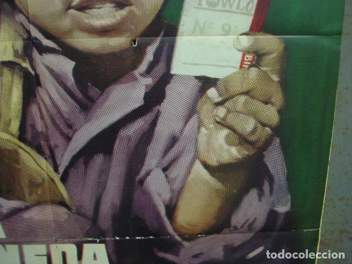 Cine: CDO 7568 UNA MONEDA CON AUREOLA BORIS SAGAL CARRERAS DE CABALLOS BARBARA LUNA POSTER ORIG 70x100 - Foto 8 - 228926100