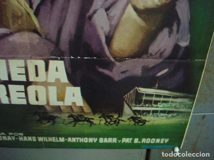 Cine: CDO 7568 UNA MONEDA CON AUREOLA BORIS SAGAL CARRERAS DE CABALLOS BARBARA LUNA POSTER ORIG 70x100 - Foto 9 - 228926100