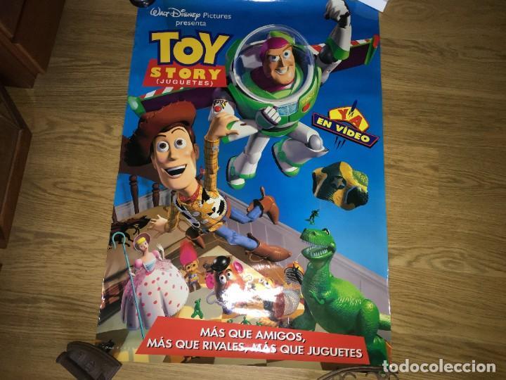 CARTEL POSTER TOY STORY (Cine - Posters y Carteles - Infantil)