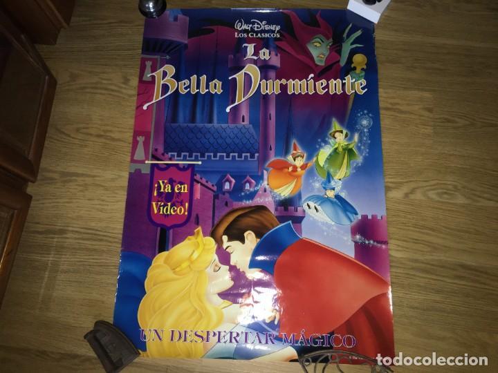 CARTEL POSTER LA BELLA DURMIENTE (Cine - Posters y Carteles - Infantil)