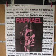 Cinema: L2144 RAPHAEL. Lote 230513140