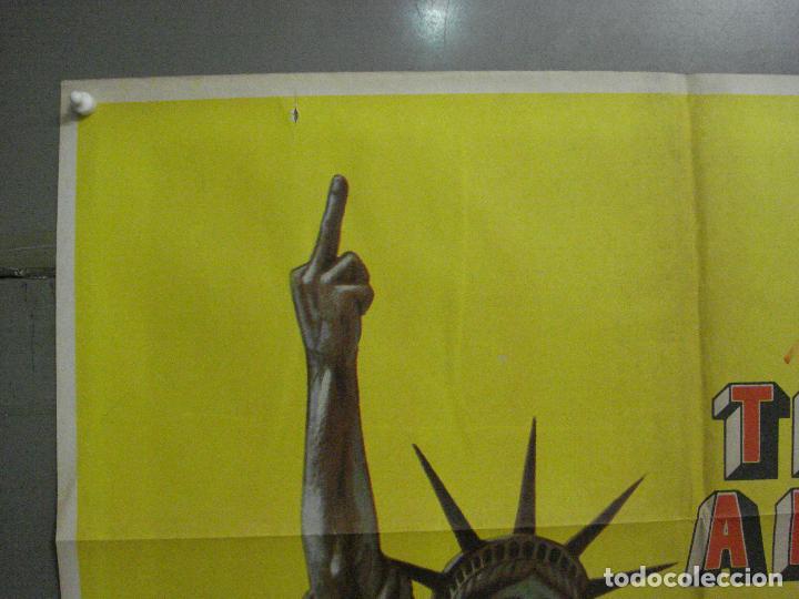 Cine: CDO 7836 LA LOCURA AMERICANA THIS IS AMERICA ROMANO VANDERBES POSTER ORIGINAL ESPAÑOL 70X100 ESTRENO - Foto 2 - 230523345