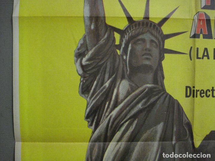 Cine: CDO 7836 LA LOCURA AMERICANA THIS IS AMERICA ROMANO VANDERBES POSTER ORIGINAL ESPAÑOL 70X100 ESTRENO - Foto 3 - 230523345