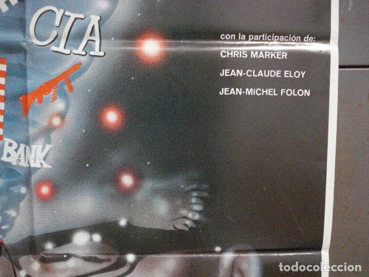 Cine: CDO 7872 LA ESPIRAL MATTELART MEPPIEL MAYOUX DOCUMENTAL POSTER ORIGINAL 70X100 ESTRENO - Foto 7 - 230729530