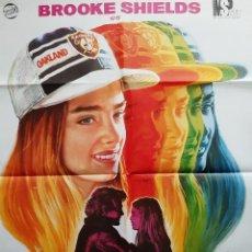 Cinema: CARTEL CINE BONITA BROOKE SHIELDS ILUSTRA MAD A 177. Lote 230742940