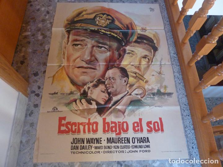 POSTER DIBUJADO POR MAC (Cine - Posters y Carteles - Bélicas)