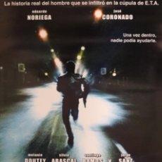 Cine: PÓSTER EL LOBO. Lote 232744175