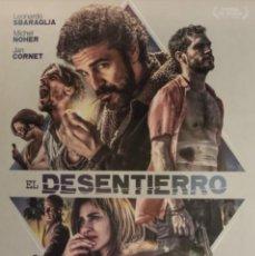 Cine: PÓSTER EL DESENTIERRO. Lote 232896281