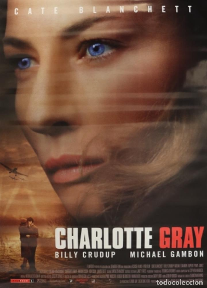PÓSTER CHARLOTTE GRAY (Cine - Posters y Carteles - Suspense)