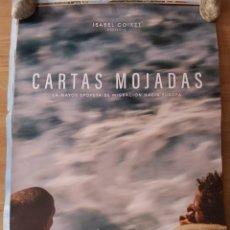 Cine: CARTAS MOJADAS - APROX 70X100 CARTEL ORIGINAL CINE (L80). Lote 233602500