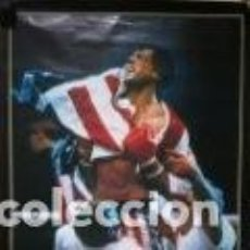 Cine: SYLVESTER STALLONE. ROCKY IV POSTER ORIGINAL 60X80. Lote 234287365