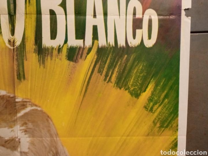 Cine: CDO 8205 INFIERNO BLANCO WALT DISNEY DOCUMENTAL ARTICO LEMMINGS POSTER ORIGINAL 70X100 ESTRENO - Foto 7 - 234311335