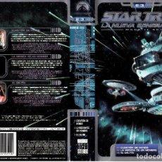 Cinéma: CARÁTULA VHS STAR TREK LA NUEVA GENERACIÓN. Lote 234352345