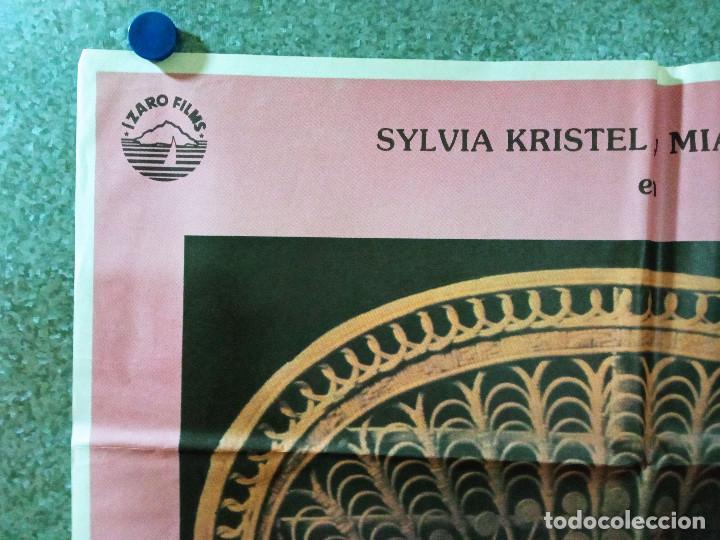Cine: Emmanuelle 4. Sylvia Kristel. AÑO 1984. POSTER ORIGINAL - Foto 2 - 234390360