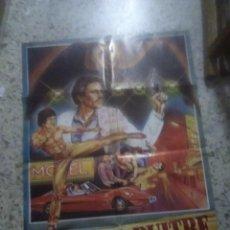 Cine: CARTEL CINE ORIGINAL MATAD AL BUITRE (1981) / 70X100 / JOSÉ TRUCHADO. Lote 234485140