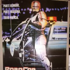 Cine: ROBOCOP PAUL VERHOVEN POSTER ORIGINAL 70X100 YY (2532). Lote 234314790