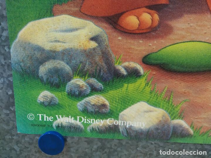 Cine: ROBIN HOOD. Disney. AÑO 1989. POSTER ORIGINAL - Foto 6 - 234721235