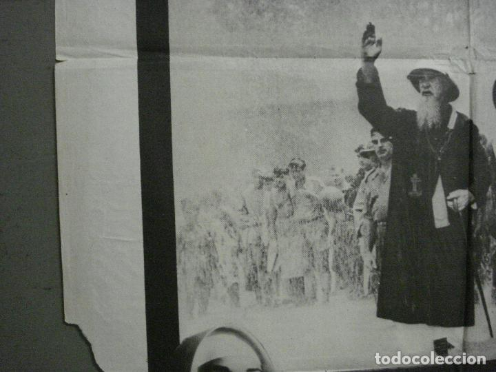 Cine: CDO 8377 HISTORIA DE UNA MONJA AUDREY HEPBURN POSTER ORIGINAL 70X100 ESPAÑOL R-72 - Foto 3 - 234738310