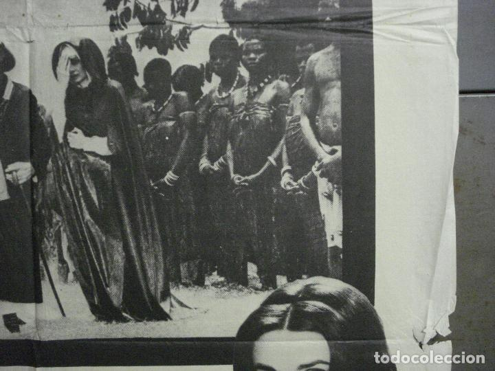Cine: CDO 8377 HISTORIA DE UNA MONJA AUDREY HEPBURN POSTER ORIGINAL 70X100 ESPAÑOL R-72 - Foto 7 - 234738310