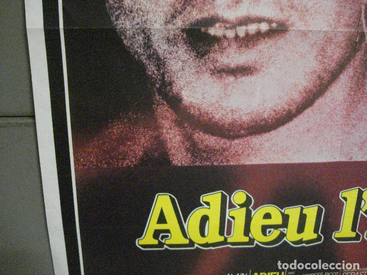 Cine: CDO 7613 ADIOS AMIGO ALAIN DELON CHARLES BRONSON POSTER ORIGINAL FRANCES 60X80 - Foto 4 - 234821830