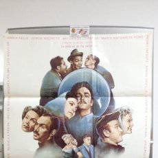 Cine: POSTER MEXICO DE MIS AMORES JORGE NEGRETE PEDRO INFANTE CANTINFLAS 1979. Lote 234886110