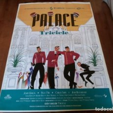 Cine: PALACE - TRICICLE, JEAN ROCHEFORT, LYDIA BOSCH, BEATRIZ RICO - POSTER ORIGINAL SOGEPAQ 1995. Lote 234961420