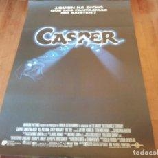 Cine: CASPER - BILL PULLMAN, CHRISTINA RICCI, ERIC IDLE, CATHY MORIARTY - POSTER ORIGINAL U.I.P 1995. Lote 235325010