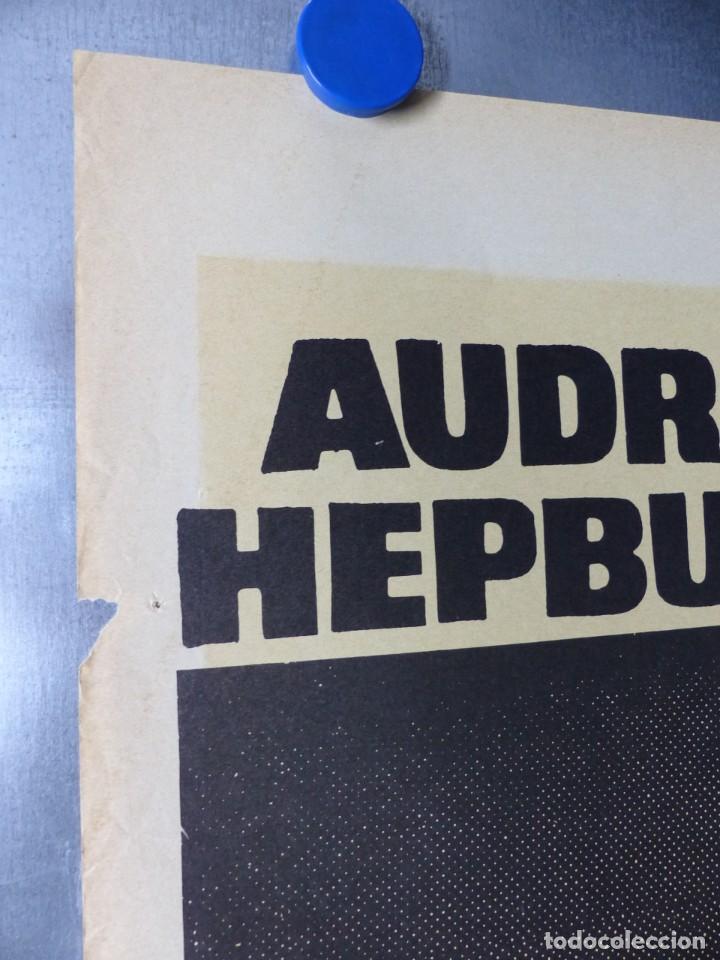 Cine: AUDREY HEPBURN - 7 ARTICULOS, POSTERS, FOTO, REVISTA, FOTOCROMO, VER DESCRIPCION Y FOTOS ADICIONALES - Foto 16 - 235797870