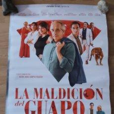 Cine: LA MALDICION DEL GUAPO - APROX 70X100 CARTEL ORIGINAL CINE (L81). Lote 235841560
