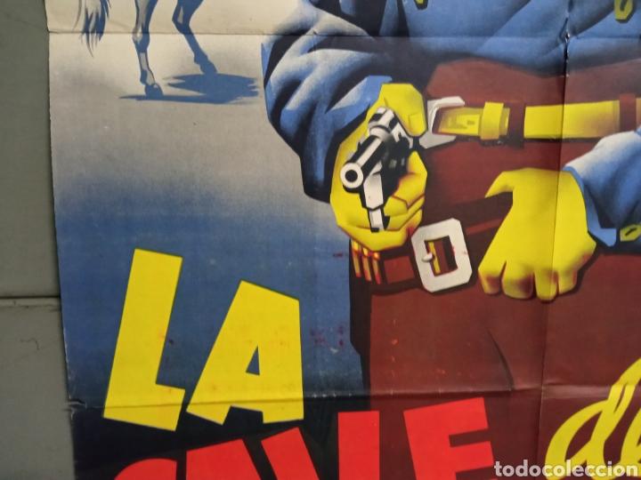 Cine: AAS86 LA CALLE DE LOS CONFLICTOS RANDOLPH SCOTT RAMON POSTER ORIGINAL ESTRENO 70X100 LITOGRAFIA - Foto 4 - 236155335