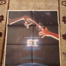 Cine: CARTEL E T EL EXTRATERRESTRE 1982 STEVEN SPIELBERG. Lote 236253715